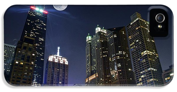 Windy City IPhone 5 / 5s Case by Frozen in Time Fine Art Photography