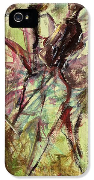 Windy Day IPhone 5 / 5s Case by Ikahl Beckford
