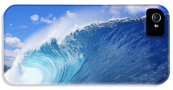 Pipes iPhone 5 Cases - World Famous Pipeline iPhone 5 Case by Vince Cavataio - Printscapes
