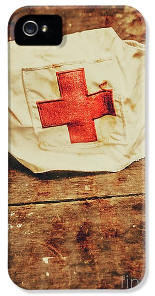 Ww2 Nurse Hat. Army Medical Corps IPhone 5 / 5s Case by Jorgo Photography - Wall Art Gallery