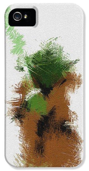 Yoda iPhone 5 Cases - Yoda iPhone 5 Case by Miranda Sether