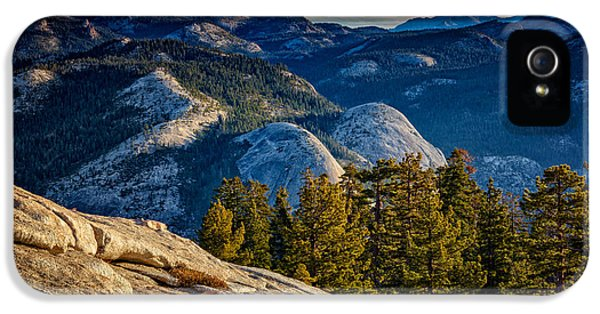 Yosemite Morning IPhone 5 / 5s Case by Rick Berk