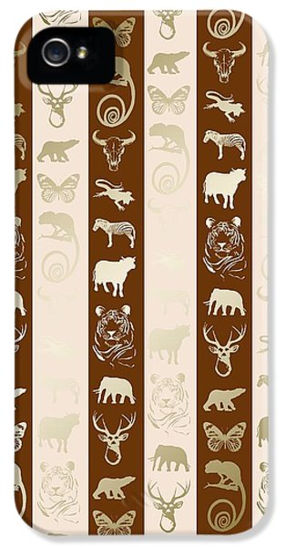 Zoo iPhone 5 Cases - Zoo iPhone 5 Case by Francois Domain