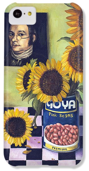Goyas IPhone 5c Case by Leah Saulnier The Painting Maniac