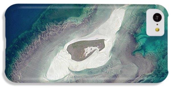 Adele Island IPhone 5c Case by Nasa