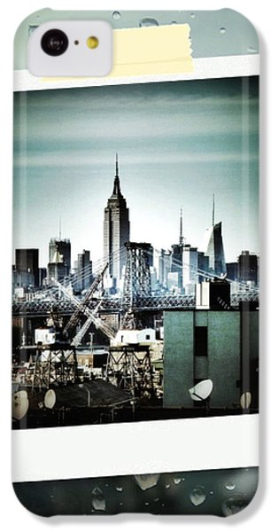April In Nyc IPhone 5c Case by Natasha Marco