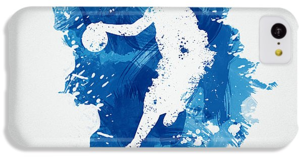 Basketball Player IPhone 5c Case by Aged Pixel