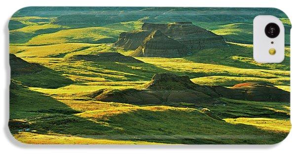Canada, Saskatchewan, Grasslands IPhone 5c Case by Jaynes Gallery