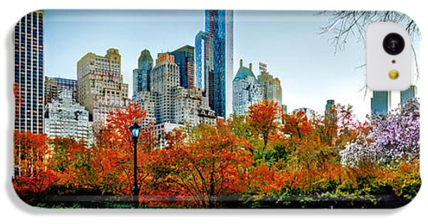 Changing Of The Seasons IPhone 5c Case by Az Jackson
