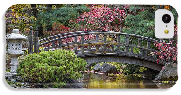 Japanese Bridge IPhone 5c Case by Sebastian Musial
