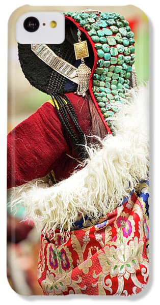 Ladakh, India Married Ladakhi Women IPhone 5c Case by Jaina Mishra