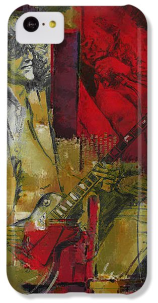 Led Zeppelin  IPhone 5c Case by Corporate Art Task Force