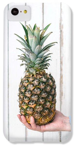 Pineapple IPhone 5c Case by Viktor Pravdica