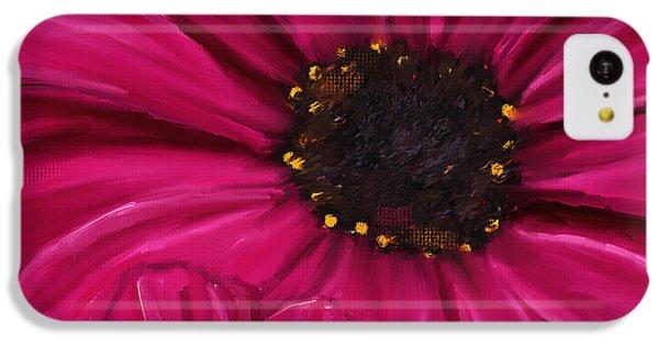 Purple Beauty IPhone 5c Case by Lourry Legarde