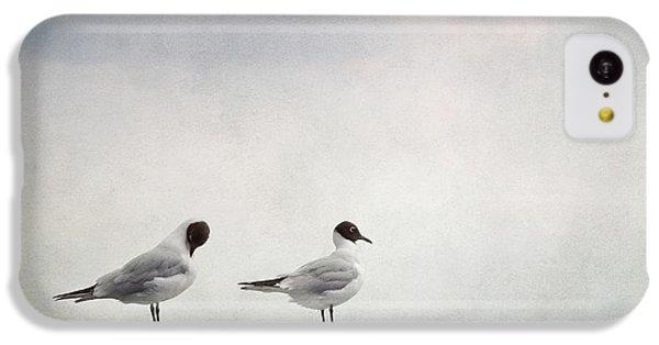 Seagulls IPhone 5c Case by Priska Wettstein