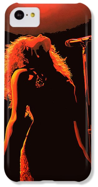 Shakira IPhone 5c Case by Paul Meijering