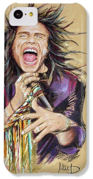 Steven Tyler  IPhone 5c Case by Melanie D