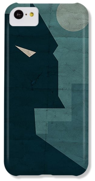The Dark Knight IPhone 5c Case by Michael Myers