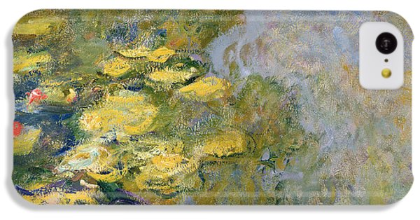 The Waterlily Pond IPhone 5c Case by Claude Monet