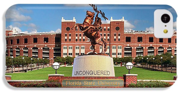 Unconquered IPhone 5c Case by John Douglas