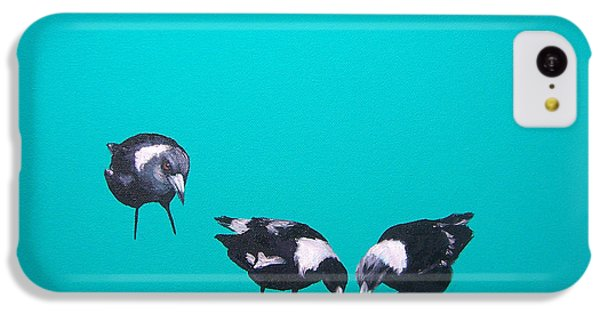 What About Me IPhone 5c Case by Jan Matson