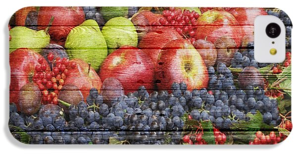 Fruit IPhone 5c Case by Joe Hamilton