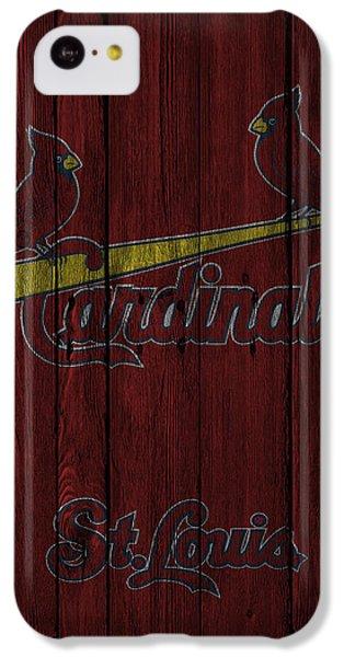 St Louis Cardinals IPhone 5c Case by Joe Hamilton