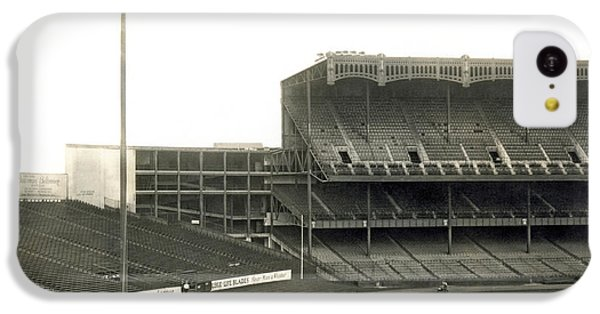 1923 Yankee Stadium IPhone 5c Case by Underwood Archives