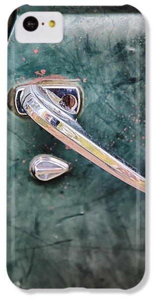 1950 Classic Chevy Pickup Door Handle IPhone 5c Case by Adam Romanowicz