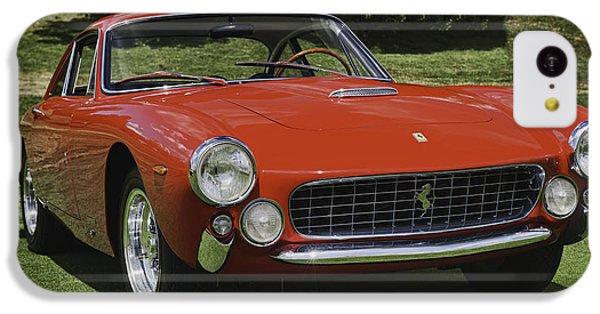 1963 Ferrari 250 Gt Lusso IPhone 5c Case by Sebastian Musial