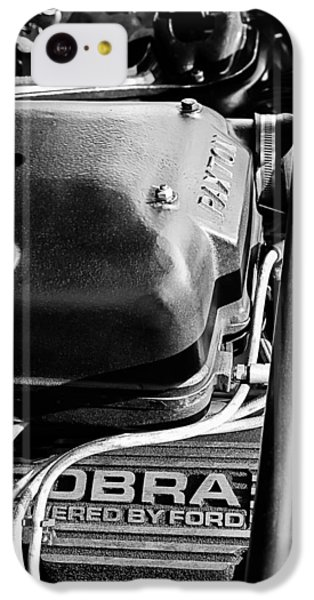 1965 Shelby Prototype Ford Mustang Paxton IPhone 5c Case by Jill Reger