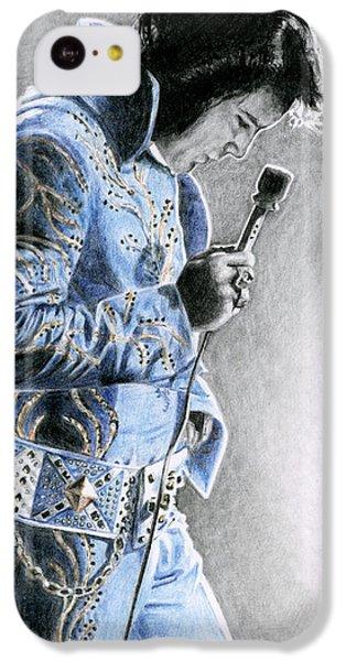 1972 Light Blue Wheat Suit IPhone 5c Case by Rob De Vries