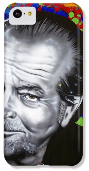 Jack IPhone 5c Case by Alicia Hayes