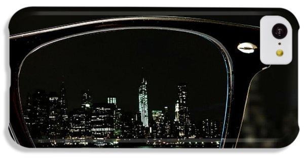 Night Vision IPhone 5c Case by Natasha Marco