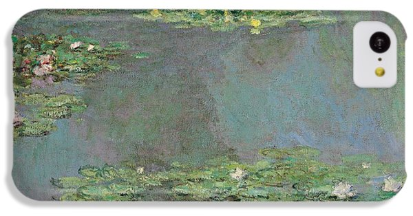 Nympheas IPhone 5c Case by Claude Monet
