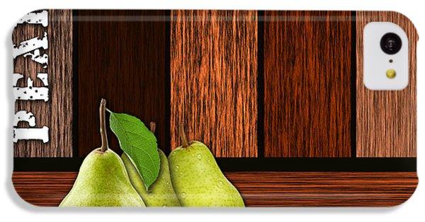 Pear Farm IPhone 5c Case by Marvin Blaine