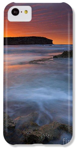 Pennington Dawn IPhone 5c Case by Mike  Dawson