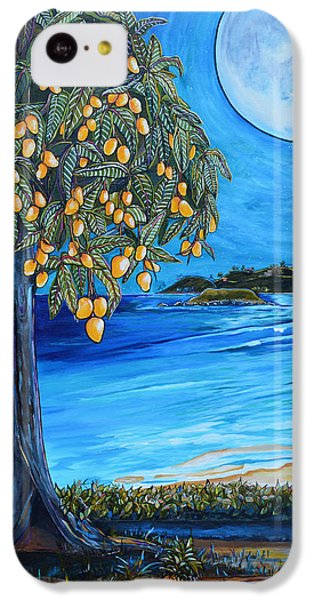 The Mango Tree IPhone 5c Case by Patti Schermerhorn