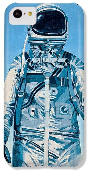 Under The Flight Path IPhone 5c Case by Scott Listfield