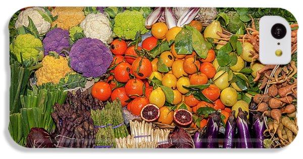 Usa, Massachusetts, Boston, Boston Food IPhone 5c Case by Jim Engelbrecht