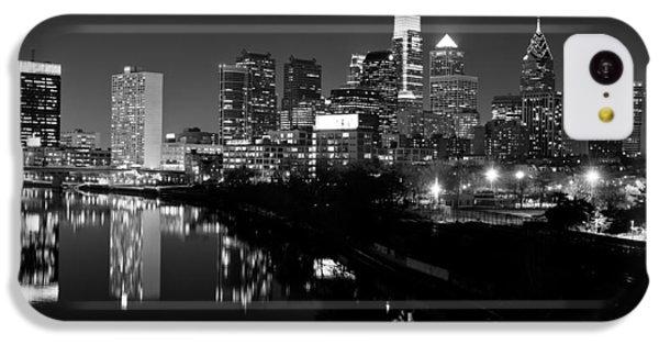 23 Th Street Bridge Philadelphia IPhone 5c Case by Louis Dallara