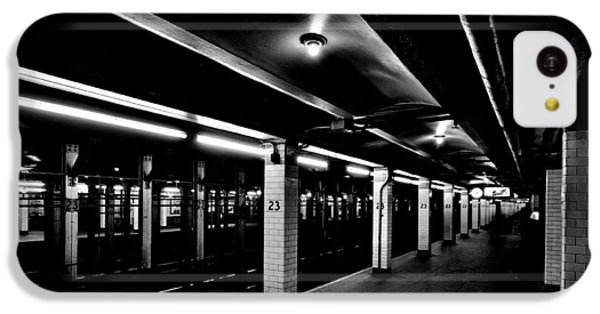 23rd Street Station IPhone 5c Case by Benjamin Yeager