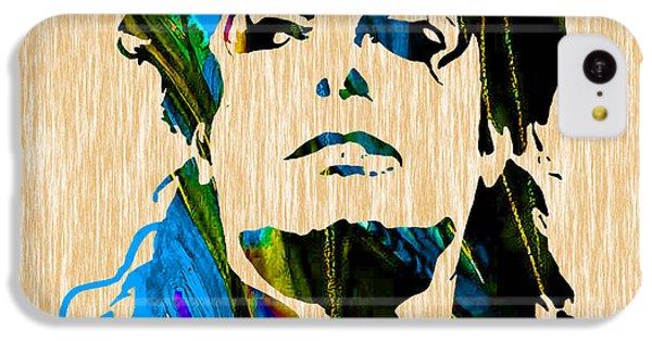 Michael Jackson IPhone 5c Case by Marvin Blaine