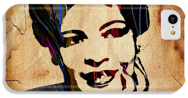 Billie Holiday Collection IPhone 5c Case by Marvin Blaine
