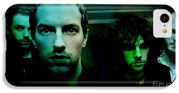Coldplay IPhone 5c Case by Marvin Blaine