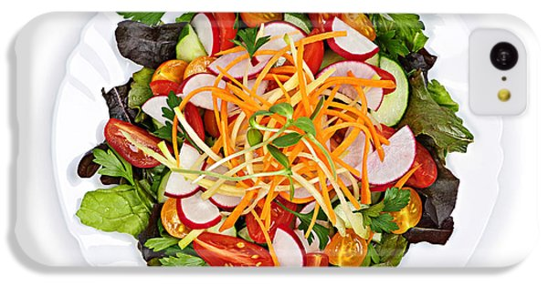 Garden Salad IPhone 5c Case by Elena Elisseeva