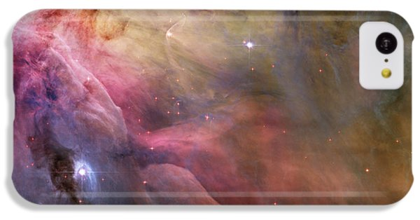 Orion Nebula IPhone 5c Case by Sebastian Musial
