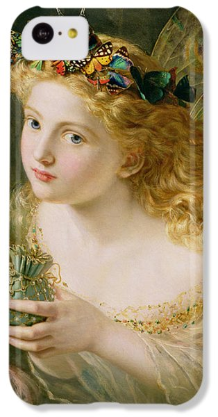 Take The Fair Face Of Woman IPhone 5c Case by Sophie Anderson