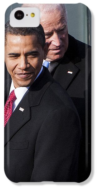 Inauguration IPhone 5c Case by JP Tripp