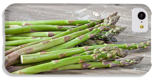 Asparagus IPhone 5c Case by Tom Gowanlock